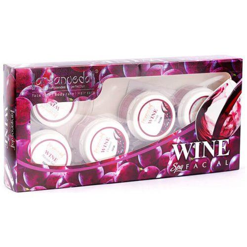 Wine Spa Facial 210gm