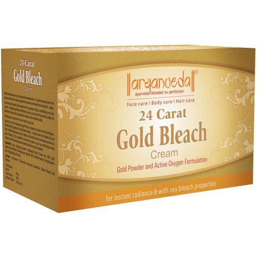 24 Carat Gold Bleach Cream 250gm