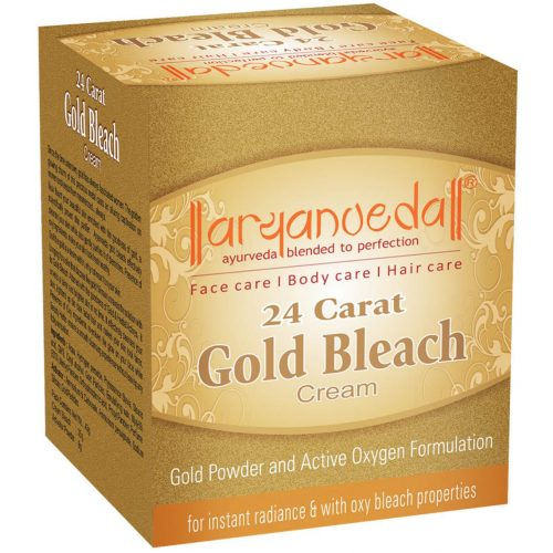 24 Carat Gold Bleach Cream 43gm (Pack of 10)