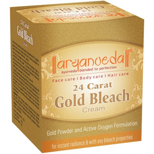 24 Carat Gold Bleach Cream 43gm