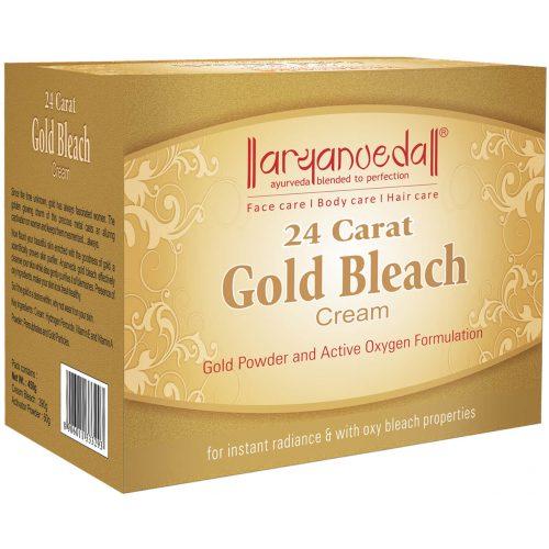 24 Carat Gold Bleach Cream 450gm