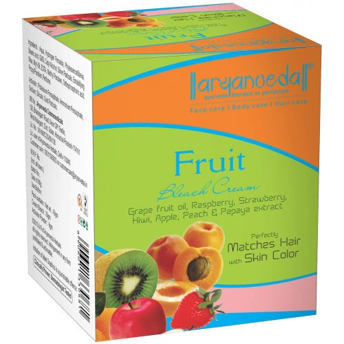 Fruitify Herbal Bleach Cream 43gm