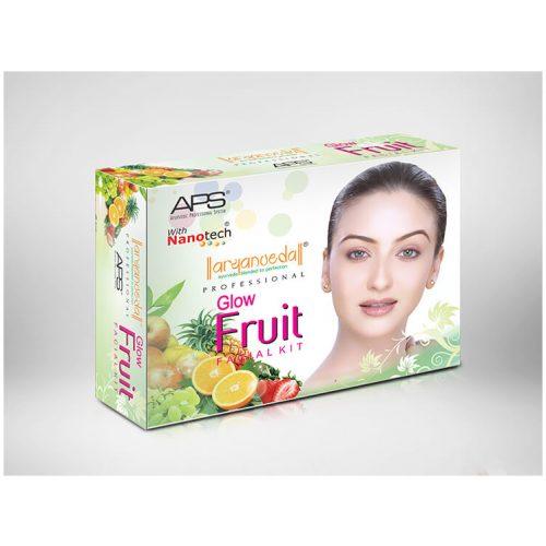 Glow Fruit Exfoliation Kit 260gm