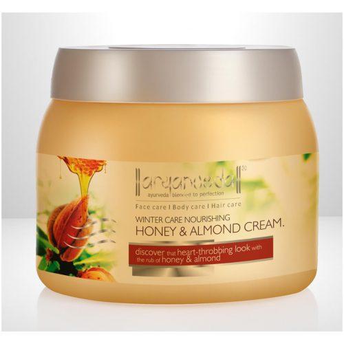 Honey & Almond Cream 400gm (Pack of 3)