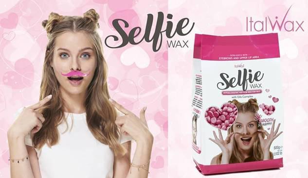 Selfie Hot wax 500gms
